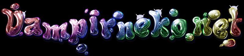 logotipo vampirgominola Vampirneko gominola