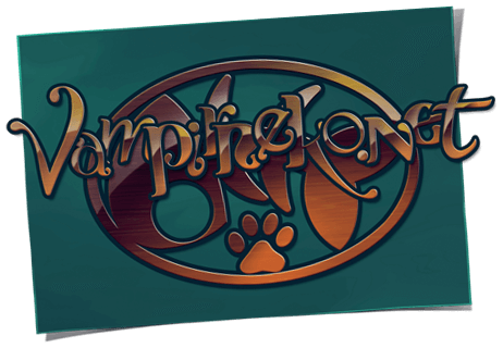 logotipo vampirsakana Vampirneko