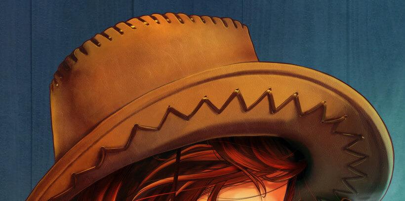 Hey, little cowboy! detalle