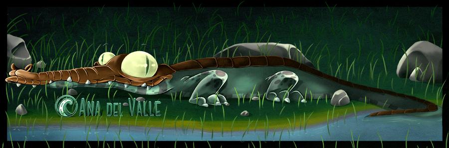 ilustración lizardrile