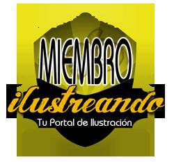 ilustreando logo