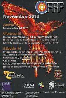 cartel poster FFF