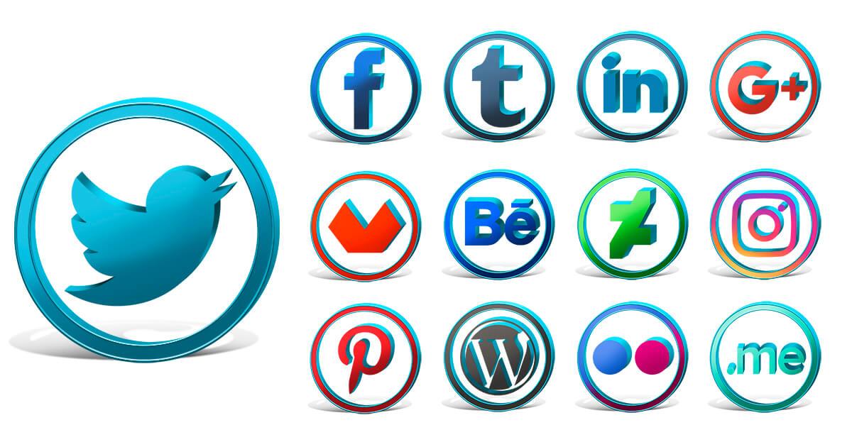 imagen destacada iconos sociales