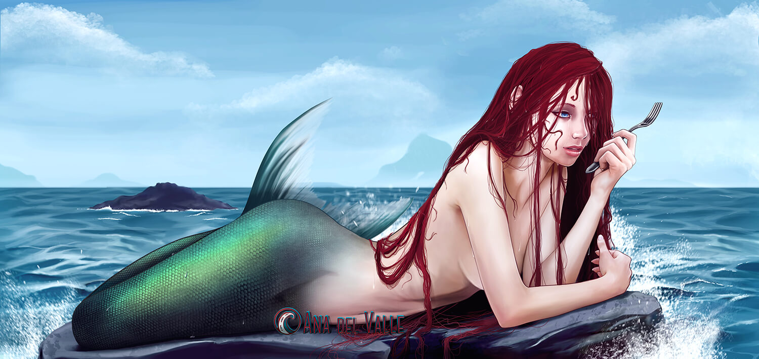 Ariel, The Little Mermaid (La Sirenita)