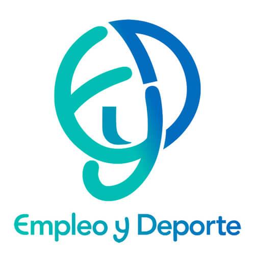 logotipo Empleo y Deporte