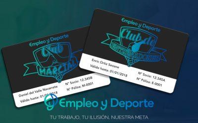 Diseño de logos y carnets para el Club EyD