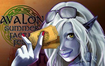 Entradas para Avalon ya a la venta