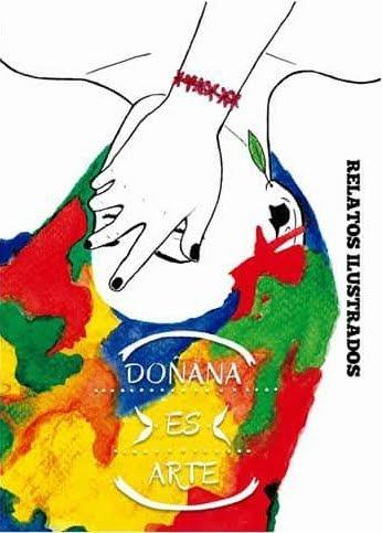 Portada de Doñana es arte