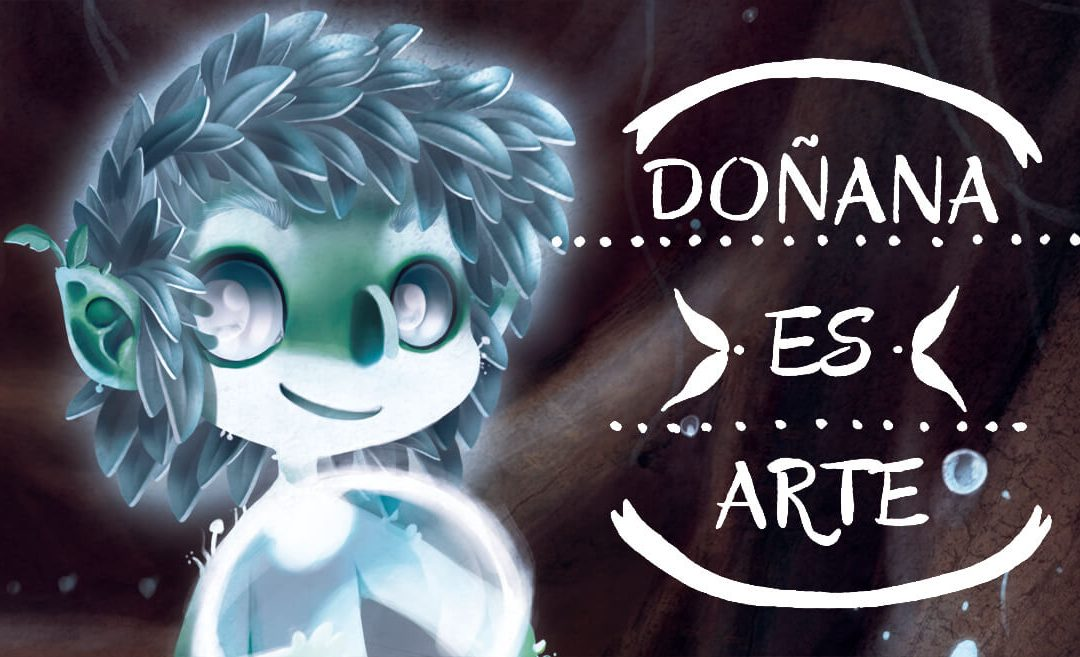 """Antología de Doñana es Arte """"Relatos Ilustrados"""""""