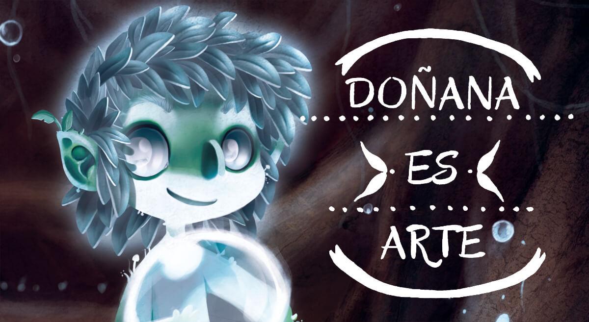 Doñana es arte