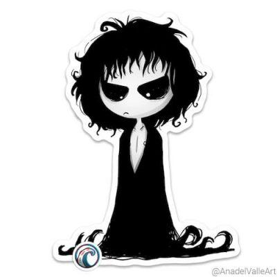 Pegatina My Little Sandman