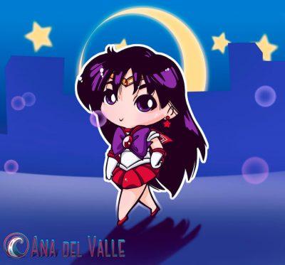 My little Sailor Mars