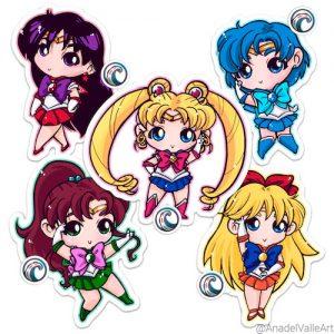 Pegatinas My little Sailors
