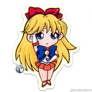 Pegatina My little Sailor Venus