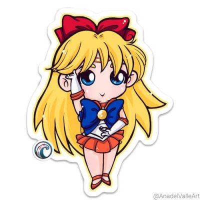 Pegatina My little Sailor Venus