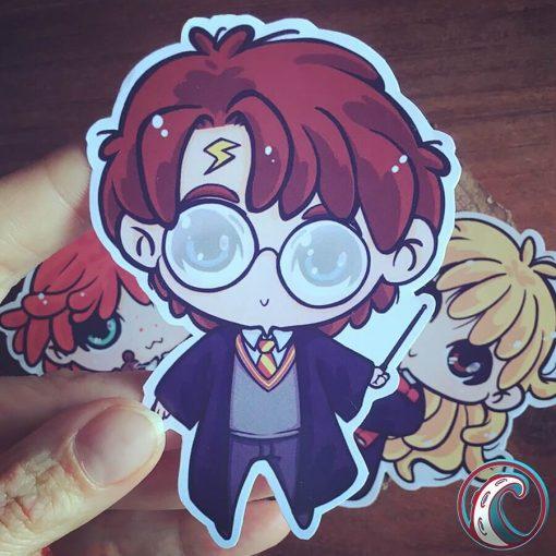 My Little Gryffindor Harry pegatina