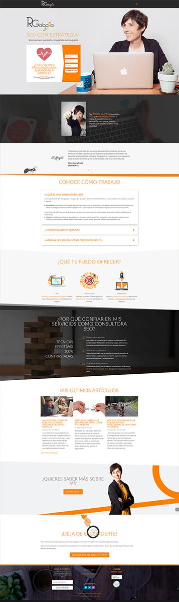 Diseño web Rgalgora
