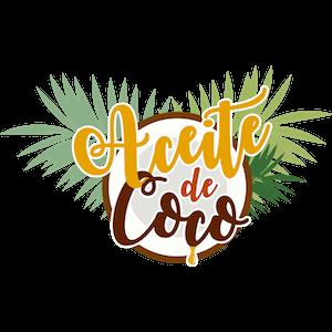 Logotipo Aceite de Coco
