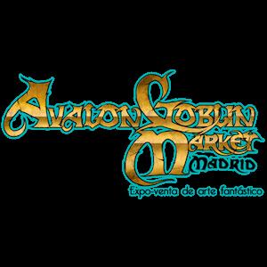 Logotipo Avalon Goblin Market