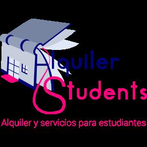 Logotipo Alquiler Students