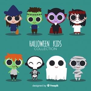 Diseño gratuito para Halloween