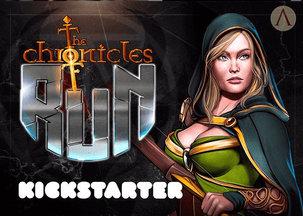 Chronicles of Run Kickstarter destacada