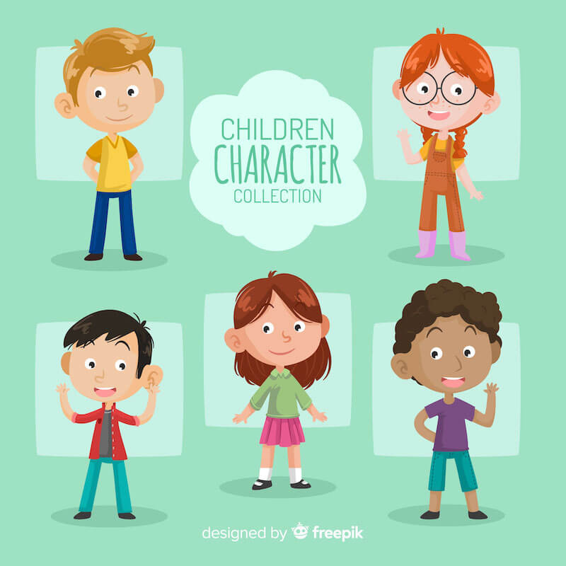 Children-Character-Collection-1