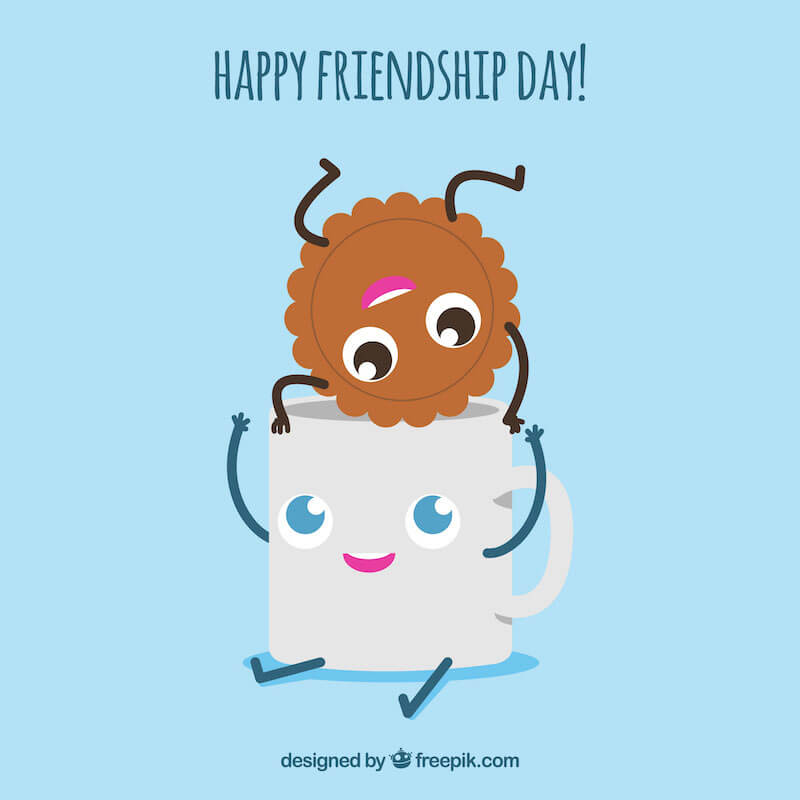 Flat-Friendship-Day-1
