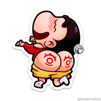 Shinchan Pegatina sticker